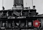 Image of Charles Lindbergh New York United States USA, 1927, second 11 stock footage video 65675031416