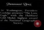 Image of Charles Lindbergh Washington DC USA, 1927, second 10 stock footage video 65675031421