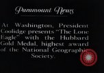 Image of Charles Lindbergh Washington DC USA, 1927, second 12 stock footage video 65675031421