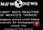 Image of Charles Lindbergh visits Mexico Mexico, 1927, second 3 stock footage video 65675031426