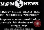 Image of Charles Lindbergh visits Mexico Mexico, 1927, second 4 stock footage video 65675031426