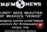 Image of Charles Lindbergh visits Mexico Mexico, 1927, second 6 stock footage video 65675031426