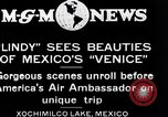 Image of Charles Lindbergh visits Mexico Mexico, 1927, second 11 stock footage video 65675031426