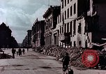 Image of bomb damage Berlin Germany, 1945, second 7 stock footage video 65675031436