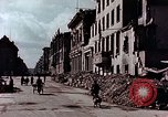 Image of bomb damage Berlin Germany, 1945, second 11 stock footage video 65675031436