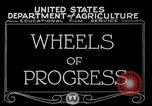 Image of transportation United States USA, 1927, second 4 stock footage video 65675031458