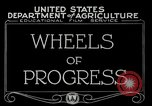 Image of transportation United States USA, 1927, second 6 stock footage video 65675031458
