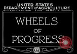Image of transportation United States USA, 1927, second 7 stock footage video 65675031458