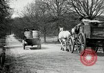 Image of trucks and vans United States USA, 1927, second 12 stock footage video 65675031465