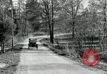 Image of American highway United States USA, 1927, second 10 stock footage video 65675031468