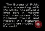 Image of rebuilt roads United States USA, 1929, second 2 stock footage video 65675031470