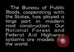 Image of rebuilt roads United States USA, 1929, second 5 stock footage video 65675031470