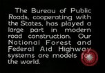 Image of rebuilt roads United States USA, 1929, second 8 stock footage video 65675031470