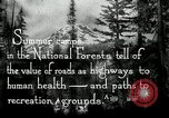 Image of developed roads United States USA, 1929, second 3 stock footage video 65675031476