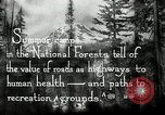 Image of developed roads United States USA, 1929, second 4 stock footage video 65675031476