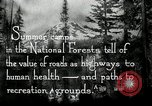 Image of developed roads United States USA, 1929, second 5 stock footage video 65675031476
