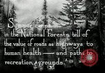 Image of developed roads United States USA, 1929, second 6 stock footage video 65675031476