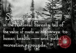 Image of developed roads United States USA, 1929, second 8 stock footage video 65675031476