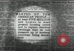 Image of housing facilities United States USA, 1936, second 9 stock footage video 65675031480