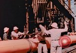 Image of Construction of Liberty Ships Sausalito California USA, 1944, second 3 stock footage video 65675031501