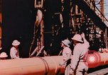 Image of Construction of Liberty Ships Sausalito California USA, 1944, second 12 stock footage video 65675031501