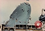 Image of Launching Liberty Ships Sausalito California USA, 1944, second 6 stock footage video 65675031502