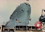 Image of Launching Liberty Ships Sausalito California USA, 1944, second 7 stock footage video 65675031502