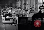 Image of Laboratory in Ford steel plant United States USA, 1937, second 9 stock footage video 65675031528