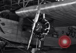 Image of Ford 4-AT-A Airplane Dearborn Michigan USA, 1927, second 5 stock footage video 65675031532