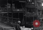 Image of Steelmill town during depression United States USA, 1939, second 5 stock footage video 65675031538