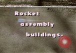 Image of V-2 rocket Alamogordo New Mexico USA, 1945, second 1 stock footage video 65675031544