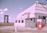 Image of V-2 rocket Alamogordo New Mexico USA, 1945, second 5 stock footage video 65675031545