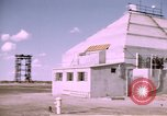 Image of V-2 rocket Alamogordo New Mexico USA, 1945, second 6 stock footage video 65675031545