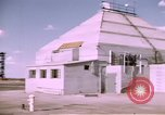 Image of V-2 rocket Alamogordo New Mexico USA, 1945, second 8 stock footage video 65675031545