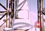 Image of V-2 rocket Alamogordo New Mexico USA, 1945, second 10 stock footage video 65675031546