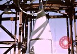 Image of V-2 rocket Alamogordo New Mexico USA, 1945, second 12 stock footage video 65675031546