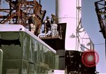 Image of V-2 rocket Alamogordo New Mexico USA, 1945, second 10 stock footage video 65675031547