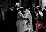 Image of African-Americans dressed for church South Carolina United States USA, 1936, second 3 stock footage video 65675031562