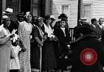 Image of African-Americans dressed for church South Carolina United States USA, 1936, second 5 stock footage video 65675031562