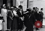 Image of African-Americans dressed for church South Carolina United States USA, 1936, second 6 stock footage video 65675031562