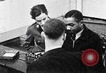 Image of Negro students Washington DC USA, 1939, second 11 stock footage video 65675031589