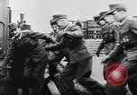 Image of German Army officers visit a Kriegsmarine base Germany, 1944, second 1 stock footage video 65675031600