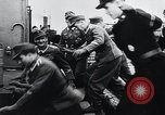 Image of German Army officers visit a Kriegsmarine base Germany, 1944, second 2 stock footage video 65675031600