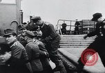 Image of German Army officers visit a Kriegsmarine base Germany, 1944, second 3 stock footage video 65675031600