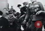 Image of German Army officers visit a Kriegsmarine base Germany, 1944, second 4 stock footage video 65675031600
