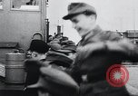 Image of German Army officers visit a Kriegsmarine base Germany, 1944, second 5 stock footage video 65675031600