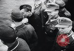 Image of German Army officers visit a Kriegsmarine base Germany, 1944, second 10 stock footage video 65675031600