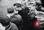 Image of German Army officers visit a Kriegsmarine base Germany, 1944, second 11 stock footage video 65675031600