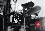 Image of acceleration testing V-1 missile Peenemunde Germany, 1943, second 11 stock footage video 65675031610