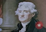 Image of Thomas Jefferson Washington DC USA, 1944, second 6 stock footage video 65675031625